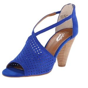 Saychelles gamble heeled sandals
